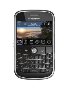 BlackBerry  Bold 9000 - 1GB - Black Smar...