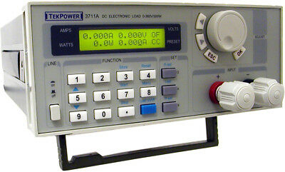 New Tekpower Tp3711a Pc Programmable 300w Electronic Load