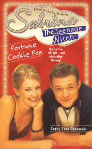 Fortune-Cookie-Fox-by-Cathy-East-Dubowski-Sabrina-very-good-useed-paperback
