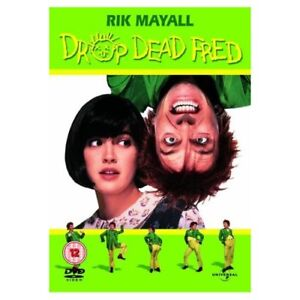 DROP DEAD FRED (WS DVD)~~~Phoebe Cates/Rik Mayall~~~BRAND NEW