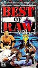 WWF - Best of Raw Vol. 1 (VHS, 1999)