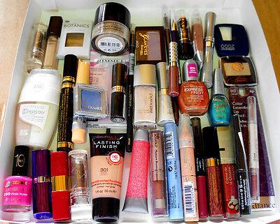 24 Makeup Items New Wholesale Joblot Revlon Olay CK Nail Varnish Lipstick