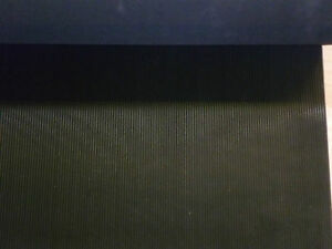 Fine Rib Rubber Matting Sheet Roll 1 2m X 3mm X 10m Ebay