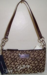 Tommy-Hilfiger-Handbag-Purse-Tote-Hand-Bag-tote-Evening-Wallet-Coin-NWT-TH
