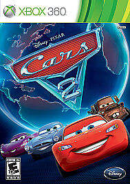 NEW-Cars-2-Xbox-360-2011-NO-U-S-Buyers