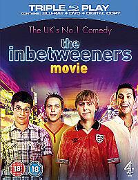 The Inbetweeners Movie  (Blu Ray + DVD 3 Disc Set), blake Harrison, Emily Head