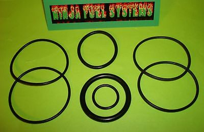 Barry Grant Bg5000 Fuel Filter Oring Kit For Style