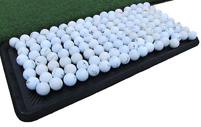 """GBT1632 16""""x32"""" Golf Ball Tray For Driving Range Mat"""