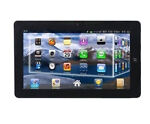 HDE SuperPad II 4GB, Wi-Fi, 10.2in - Black