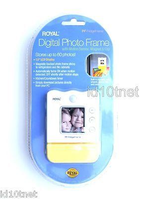 Цифровая фоторамка Royal - Digital Photo