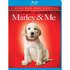 Marley & Me (Blu-ray Disc, 2009, 2-Disc Set, Bad Boy Edition; Widescreen)