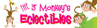 The 3 Monkey's Eclectibles