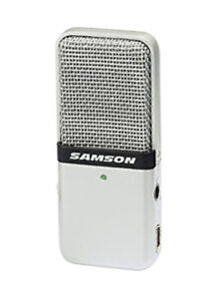 Samson-Go-Mic-USB-Microphone-for-Mac-and-PC-Computers-Silver-SAGOMIC