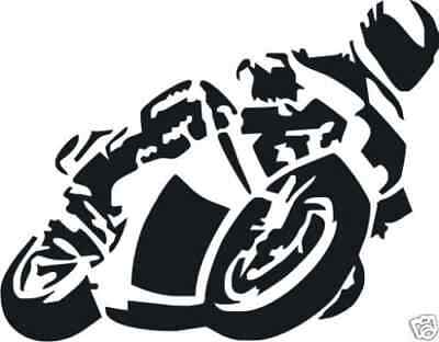 Restposten,sonderposten 100 X Motorrad Aufkleber M345