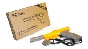 NEW-SNES-FC-Twin-System-Light-Zapper-Gun-for-NES-Games-YOBO-LIGHTGUN-Console