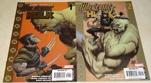 Ultimate-Wolverine-vs-Hulk-1-2-1st-Print-Lindelof