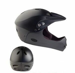 casque integral vtt velo bmx taille 54 58 ebay. Black Bedroom Furniture Sets. Home Design Ideas