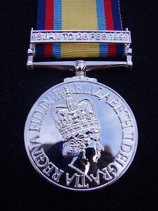 BRITISH-ARMY-PARA-SAS-RAF-RM-SBS-GULF-WAR-1991-Desert-Storm-Medal-Ribbon