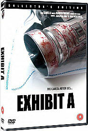 Exhibit A - (NEW DVD)