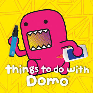 Things to Do with Domo,Big Tent Entertainment LLC,New Book mon0000040652