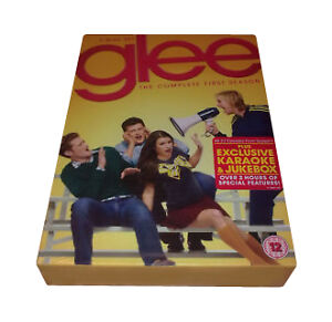 Glee  Series 1  Complete DVD 2010 - <span itemprop=availableAtOrFrom>London, United Kingdom</span> - Glee  Series 1  Complete DVD 2010 - London, United Kingdom
