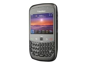 Blackberry Curve 3G 9300 - Black (Unlock...