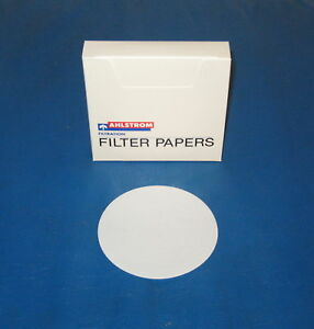 1-New-box-11-cm-filter-paper-circles-for-buchner-funnel