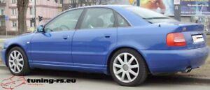 Audi A4 S4 B5 Seitenschweller Schweller RS-Look tuning-rs.eu