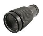 Canon FD 70-210mm Focal Camera Lenses