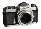Nikkormat Film Cameras with Timer