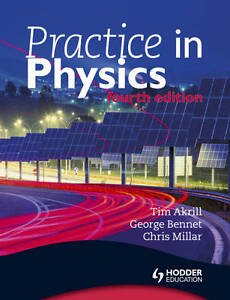 Practice in Physics by Tim Akrill, Chris Millar, George Bennet (Paperback, 2011)