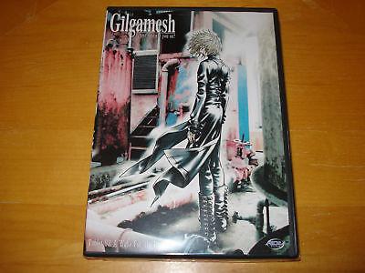 Gilgamesh - Vol. 3: A Wake For The Undead (anime Dvd, 2005, New)