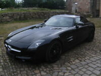 Mercedes-Benz SLS AMG 6.3 AMG SPEEDSHIFT MCT