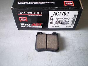 AKEBONO-PRO-ACT-CERAMIC-REAR-BRAKE-PADS-SAAB-SATURN