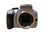 Canon EOS Digital Rebel XT / 350D 8.0 MP Digital SLR Camera - Silver (Body Only)