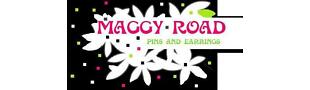 Maggy Road Pins and Earrings