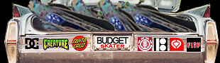 Budget Skater's Trunk