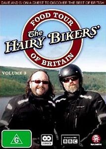 Hairy Bikers - Food Tour Of Britain : Volume 3 : NEW DVD