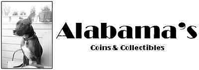 Alabama's Coins and Collectibles