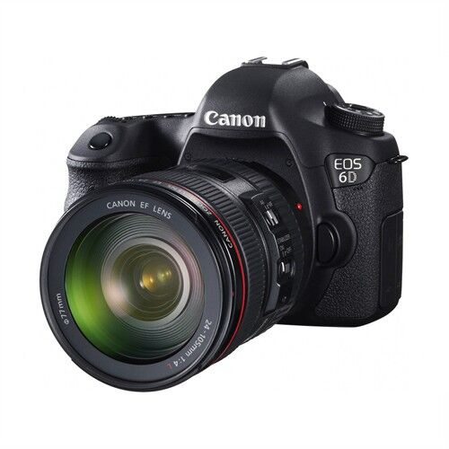 How to Buy a Canon EOS 6D DSLR