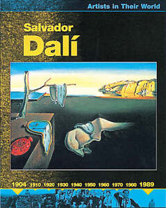 R-ANDERSON-Salvador-Dali-Artists-in-their-World-Book