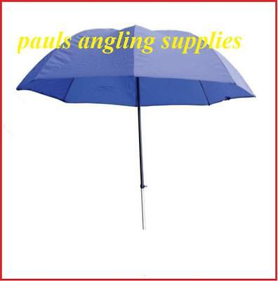 Fishing Umbrella / Brolly 50 Inch Top Tilt & Bag Blue