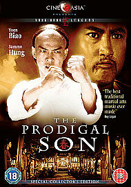 The Prodigal Son - Special Collector's Edition: Hong Kong Legends DVD,NEW SEALED