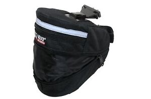 M-Wave-Expanding-Bike-Seat-Saddle-QR-Carrier-Bag-Pack