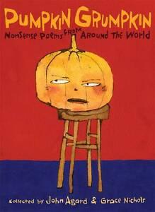 Pumpkin Grumpkin by Grace Nichols and John Agard - PB