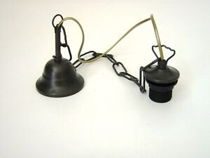 Dettagli su Catena portalampada ricambio per lampadario