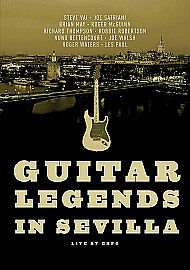 Guitar Legends In Sevilla  - DVD  NEW