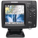 Humminbird 598ci HD SI Combo  GPS Receiver