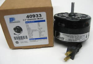 40933 Bathroom Fan Vent Motor for Nutone 86933-000 ...