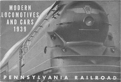 Pennsylvania Railroad - 26 Historic Books On Cd - D255